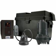 Ion 30aci Battery Backup Sump Pump System 2640 Gph 10