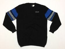 Adidas Rare Sample Pullover Knit Sweater Vintage Style 90's Retro Hip Hop Hype