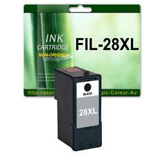 1 Black ink Cartridge for X5495 X5490 Z1300 Z1310 Z1320 Z845 Lexmark 28XL