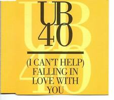 UB40 I Can't Help Falling In Love With You  3 TRACK HOLLAND CD SINGLE