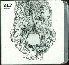 Zip - Fabric 67 (CD-2012) Steel Tin Case NEW/SEALED