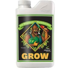 Advanced Nutrients Grow 4 Liter 4L - ph perfect bloom micro hydro 3 part base