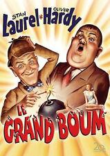 19783 // LAUREL ET HARDY LE GRAND BOUM DVD NEUF