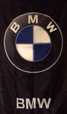 BMW LOGO BADGE SYMBOL 3 X 5 BANNER FLAG VERTICAL m3 m5 330 z4 z8 z3 racing
