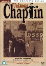 Unknown Chaplin 5027626244149 DVD Region 2