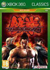 Videojuegos de lucha Microsoft Xbox 360 NAMCO