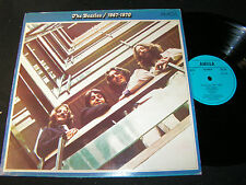 BEATLES 1967 - 1970 / unique DDR Compilation LP 1980 Picture Cover AMIGA 855742