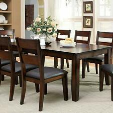 Furniture of America dining-chairs, Cherry
