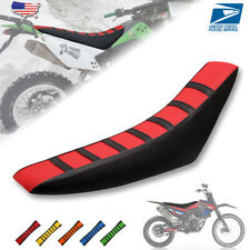 For Honda CR125R CR250R CR500R CR80R CRF100F CRF125F CRF150F Soft Seat Cover New