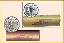 10 Cents Roll - 1981, 1982 (Total 2 Rolls)