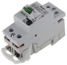 2P 25 A, Instantaneous RCD Switch, Trip Sensitivity 30mA, DIN Rail Mount