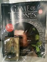 Game Of Thrones GOT Official Collectors Models #16 Arya Stark (Kings Landing)NEU