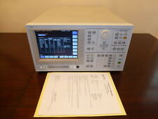 Keysight / Agilent 4156C Precision Semiconductor Parameter Analyzer - CALIBRATED