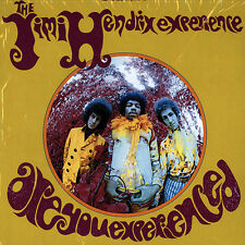 Jimi Hendrix Are You Experienced LP Vinyl RI NEW