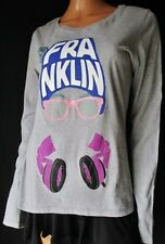 ***FRANKLIN MARSHALL  T-shirt Maglietta TG.L  in cotone ORIGINALE 100%