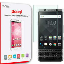 Dooqi Blackberry Keyone Premium Ultra Clear Tempered Glass Screen Protector