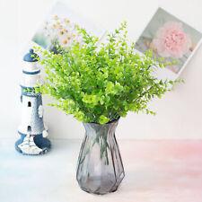 Us Artificial Plants Outdoor Green Grass Fake Plants Garden Decor Buy2Get3Free