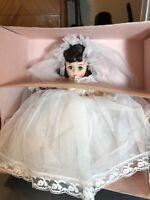 Madame Alexander Bride Doll Excellent
