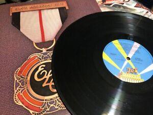 "1979 ELO ~ Vintage Vinyl LP ~ "" ELO Greatest Hits  "" ~ THIS ROCKS !! Jet JT 6022"