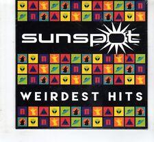 (HL427) Sunspot, Weirdest Hits - 2015 sealed CD