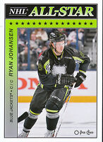 15/16 O-PEE-CHEE OPC ALL-STAR GLOSSY #AS-5 RYAN JOHANSEN BLUE JACKETS *5881