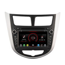 Android 10 Car DVD Player Navi Radio Stereo BT for Hyundai Accent Solaris Verna