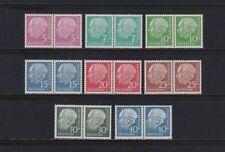 Postfrische Briefmarken aus der BRD (ab 1948) als Satz