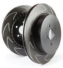 BSD972 EBC BLADE Brake Discs Front (PAIR) for SUBARU TOYOTA