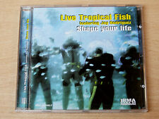 Live Tropical Fish Feat Jay Rodriguez/Shape Your Life/1997 CD Album/Acid Jazz