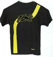 VTG Nike Flight Michael Jordan Shirt Mens Large Top Short Sleeve Black RARE tee