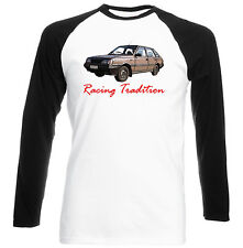 POLISH POLONEZ FSO INSPIRED RACING - NEW COTTON TSHIRT - ALL SIZES IN STOCK