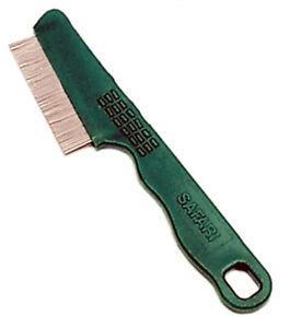 Safari - Comb Flea Double Row of Teeth - 1 Comb