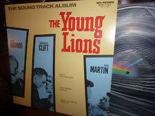 Hugo Fried Hofer, the young Lions, bande originale, le Japon
