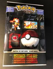 Pokemon Catch N Return Poke Ball  [ Infernape + PokeBall ] NEW