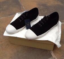 BNIB Men's Fred Perry Black Wardour Suede Shoe. Size UK9.5. Storage Bag.