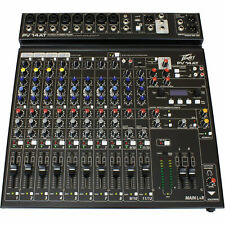 Peavey PV 14 at Mixer With Autotune 3612630