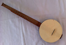 "Suitcase / backpacking  5-string open-back banjo (28.5"" length)"