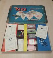 Rare Original Edition Of Waddington GO Board Game