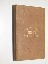 History Henry County Indiana IN Pleas First 1871 genealogy New Castle Ashland