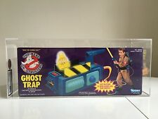 1986 THE REAL GHOSTBUSTERS GHOST TRAP OPEN UNUSED UKG/AFA80% N/MINT