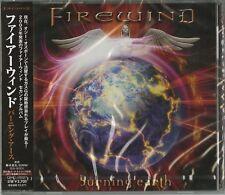 FIREWIND-BURNING EARTH-JAPAN CD BONUS TRACK F75