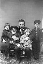 Plakat, Viele Größen; Ramon Y Cajal (1889), Familie Auto-Portrait