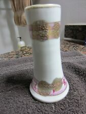 Vintage hand painted Nippon hat pin holder