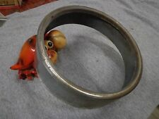 1958 Ford Thunderbird Tbird tail light bezel plastic trim ring OEM original