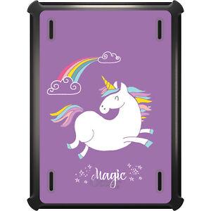 OtterBox Defender for iPad Pro / Air / Mini - Unicorn Rainbown Magic Purple