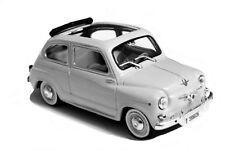1/43 -  SEAT 600 D . DECOUVERTE  DE 1964