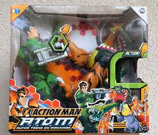 ACTION MAN ATOM HYBRIDON ATTACK Hasbro NEUF 2004