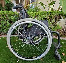 TiLite Aero Z Ultra Lightweight Wheelchair Roho Backrest Spinergy Wheel Hubs