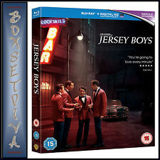 JERSEY BOYS -Christopher Walken  **BRAND NEW BLU-RAY REGION FREE***