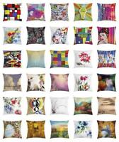 Art Throw Pillow Cases Cushion Covers Home Decor 8 Sizes by Ambesonne